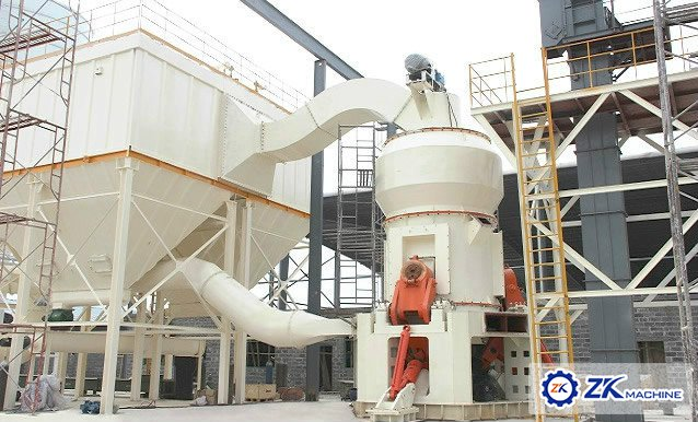 Slag Powders Production Line