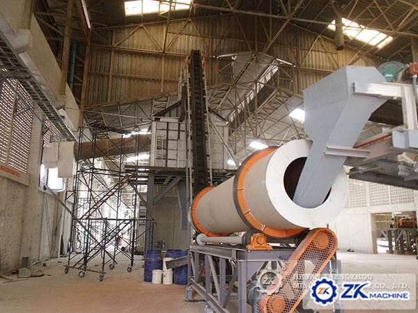 <b>TBM company Light Expended Clay Aggregate (LECA) production</b>