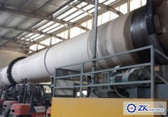 Oil Sludge Calcination Project in Xinjiang